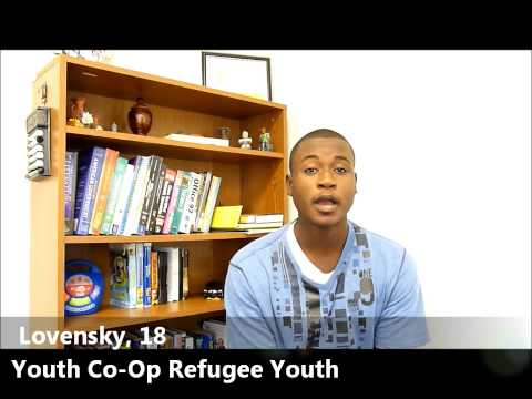World Refugee Day 2014- Refugee Youth Voices
