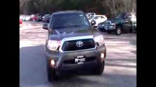 2012 Toyota Tacoma DoubleCab Long-Bed 4x4 TRD Sport videos