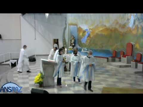 Santa Missa | 29.05.2021 | Sábado | Padre Robson Antônio | ANSPAZ