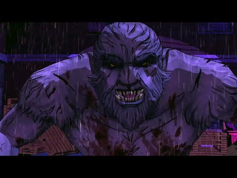 The Wolf Among Us - Bigby Transforms/Bloody Mary