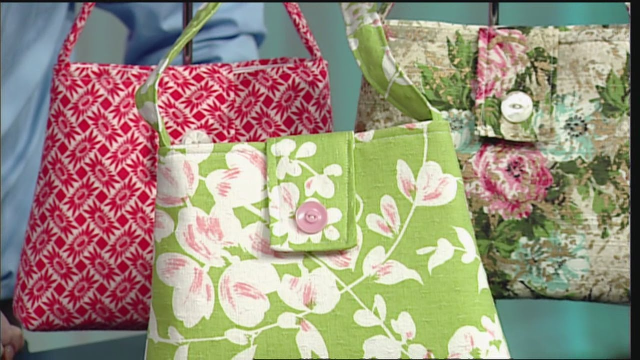 Make your own purse!