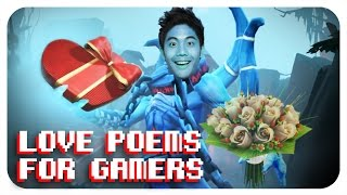 Love Poems for Gamers!