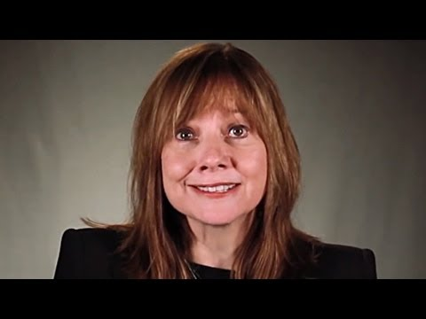 My Breakthrough Moment in Leadership: Mary Barra