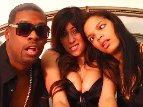 Kanye West/Cookie Monster - Monster ft. Nicki Minaj Parody! Key of Awesome #33!, Kanye, Rick Ross, Jay-Z, & Nicki Minaj in The Key of Awesome #33. Watch the Behind the Scenes HERE: http://www.youtube.com/watch?v=6JMOkk3A6IM Subscribe! htt...