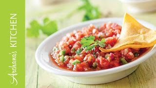 Spicy Mexican Salsa..