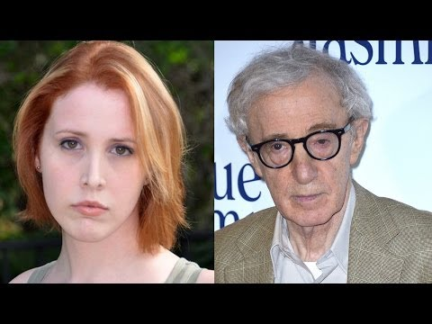Lena Dunham & Celebs React to Woody Allen's Alleged Sex Abuse Scandal
