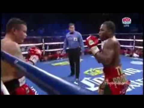Marcos Maidana vs Adrien Broner BEST PUNCHES Highlight