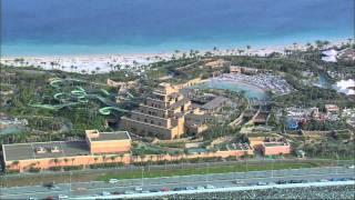 Atlantis Hotel, Palm Jumeirah Island, Dubai - It`s Another World.. view on youtube.com tube online.