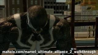 Marvel Ultimate Alliance 2: Walkthrough - Guard Duty Part 1 view on youtube.com tube online.
