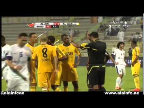 Al-Wasl 0-1 Al Ain
