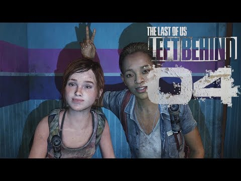 Unbesorgte Teenies #04 - Left Behind (DLC) - The Last Of Us Remastered