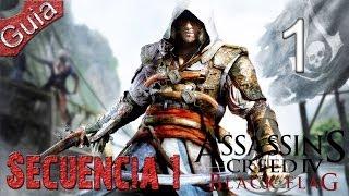 Assassins Creed 4 Black Flag Walkthrough Parte 1 Español