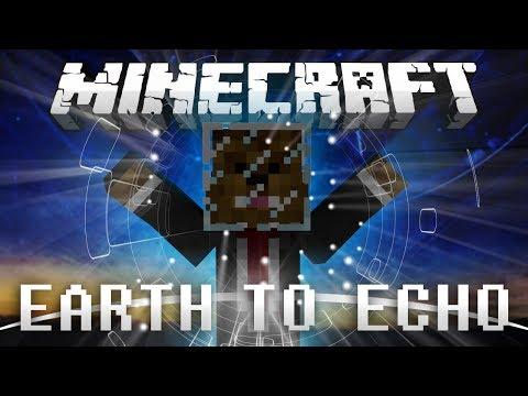 Earth to Echo Minecraft Minigame w/ AshleyMariee #2