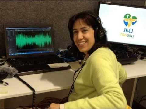 EWTN RADIO - Day 3  Afternoon-   WYD  - Rio  7 - 23 - 2013