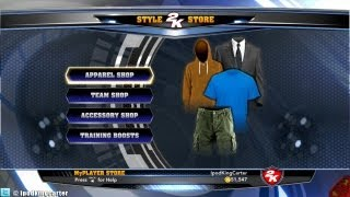 NBA 2K14 2K Store 50K VC Shopping Spree! I Do My Own