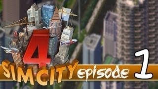 Sim City 4 Let's Play - Part 1 - A New, New York & Building Our Cities view on youtube.com tube online.