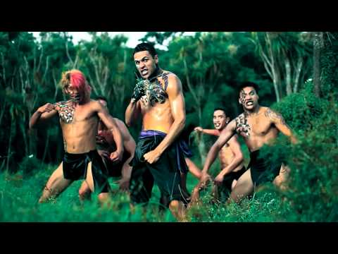 JGeek and The Geeks - Maori Boy