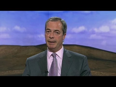 Britain's UKIP rides anti-EU wave to poll victory