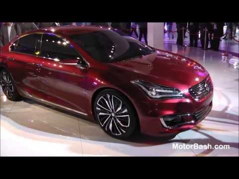 Walk around Maruti Suzuki's stall (Uncut) - Auto Expo 2014 Delhi, India