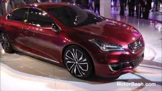 Walk Around Maruti Suzuki's Stall (Uncut) Auto Expo 2014