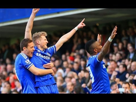 Chelsea vs Arsenal 6-0 HQ Full Highlights 22.3.2014