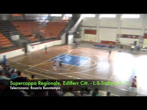 Supercoppa Reg.: Cittanova - Traforo 2-0 (09/05/15)