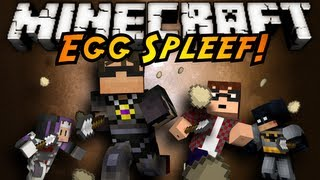 Minecraft Mini-Game : SPLEGG!