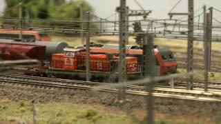 Modellbahn Spur N Chalon-sur-Saône