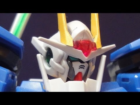 MG 00 Raiser (Part 9: Verdict) Gundam 00 gunpla model review