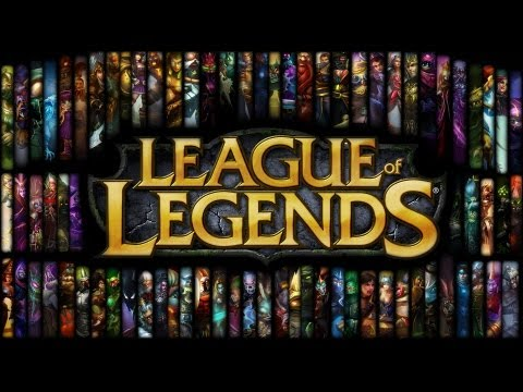 League of Legends (Top 5 cinematic animation)