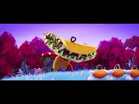 CLOUDY WITH A CHANCE OF MEATBALLS 2 -