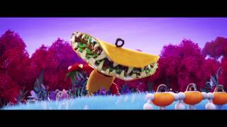 """CLOUDY WITH A CHANCE OF MEATBALLS 2 """"Tacodile Attack"""