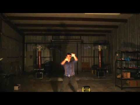Making Music With Tesla Coils And A Kinect
