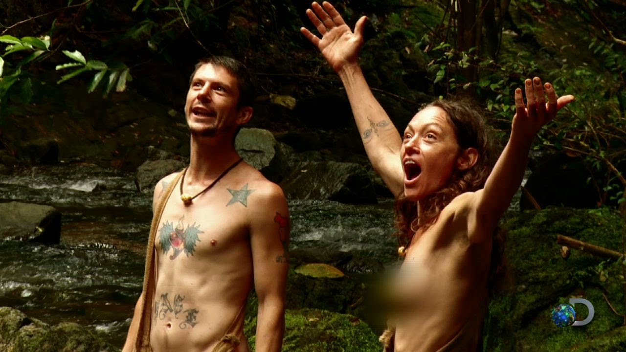 Naked And Afraid Tits Uncensored Pics Filmvz Portal