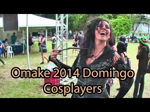 Omake 2014 Domingo Cosplayers