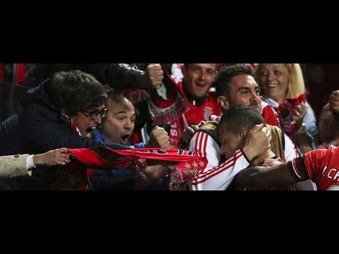Liga Europa   Benfica 2 1 Juventus   Relato dos Golos (Antena 1)