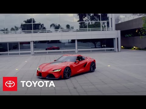 Idea to Life:  Toyota FT-1
