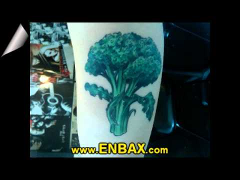 VEGAN Tattoos, Vegetarian Tattoos