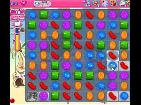 How to beat Candy Crush Saga Level 111 - 2 Stars - No Boosters - 198