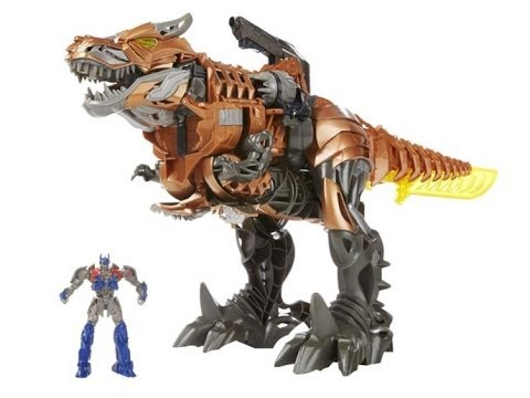 Grimlock - Stomp & Chomp - Transformers Age of Extinction