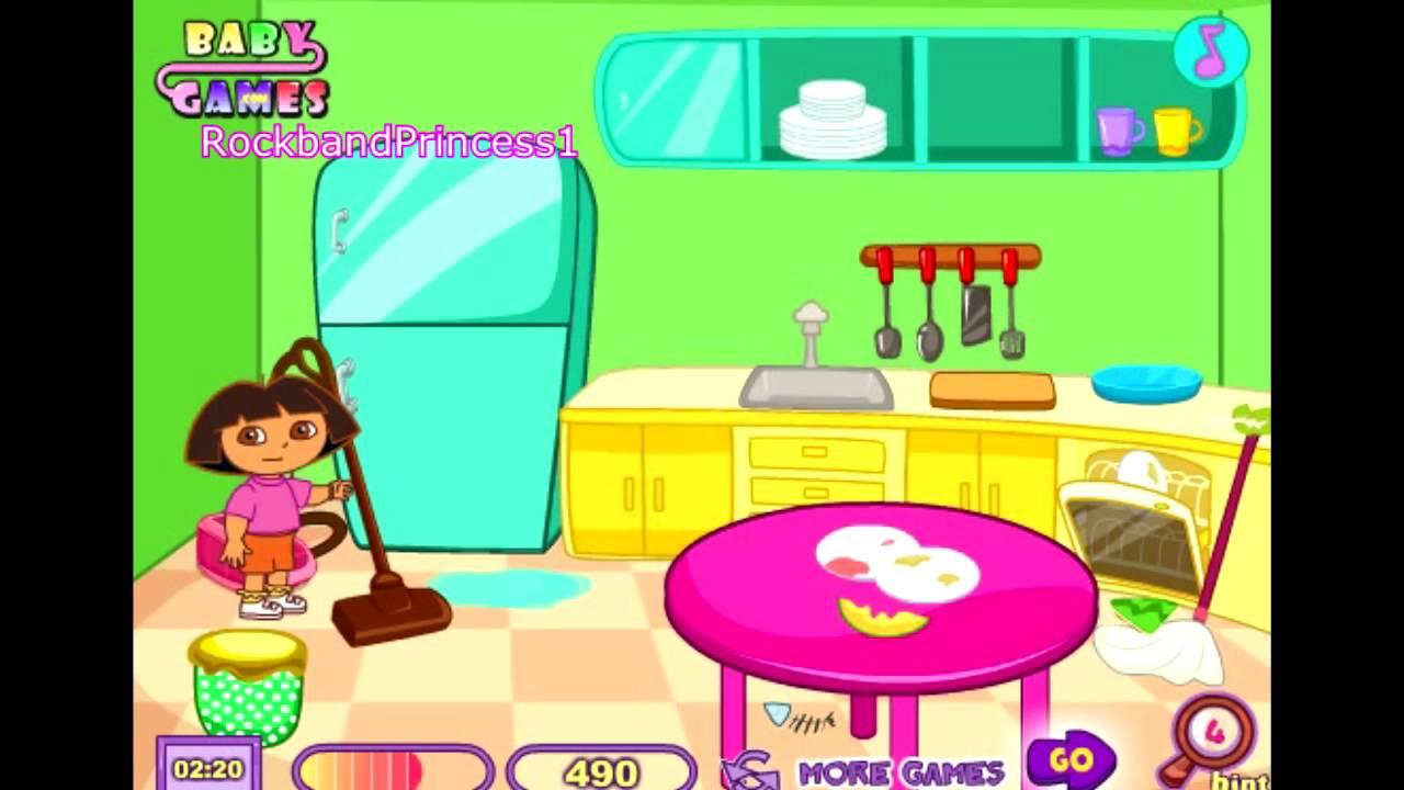 Dora The Explorer Games Online To Play Free Dora The ...