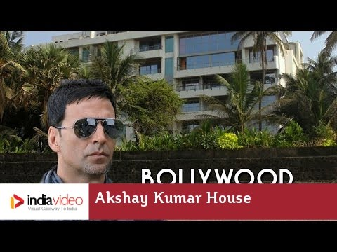 Akshay Kumar and Twinkle Khanna's House, Bollywood Actor, Hindi Cinema, Mumbai, India