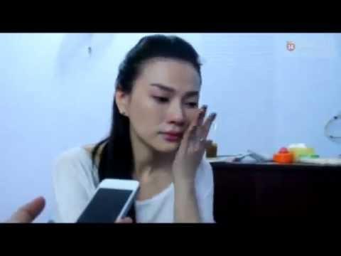 22.07.2013 - Thu Thủy, Ngô Kiến Huy, Võ Hạ Trâm, Don Nguyễn tại đám tang Wanbi Tuấn Anh