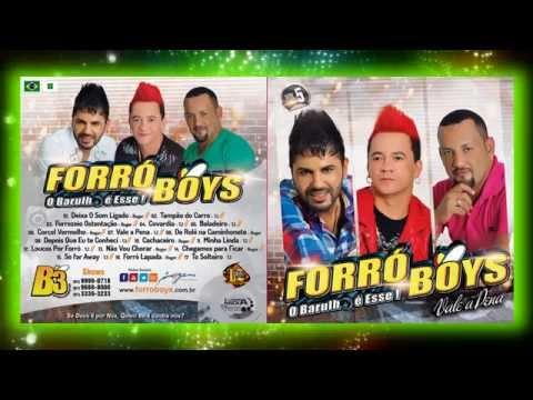 Forró Boys Vol. 5 - 05 Baladeiro 2015