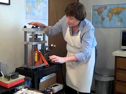 Hydraulic press youtube