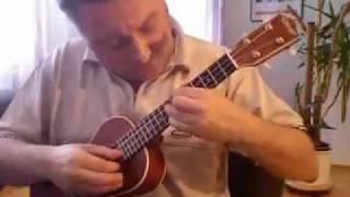 Volver By Carlos Gardel (ukulele Solo)