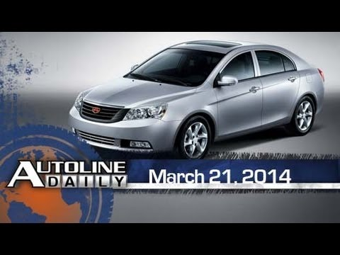 Chinese OEMs Could Benefit from Crimea Crisis - Autoline Daily 1339