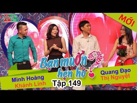BẠN MUỐN HẸN HÒ - Tập 149 | Minh Hoàng - Khánh Linh | Quang Đạo - Thị Nguyệt | 13/03/2016