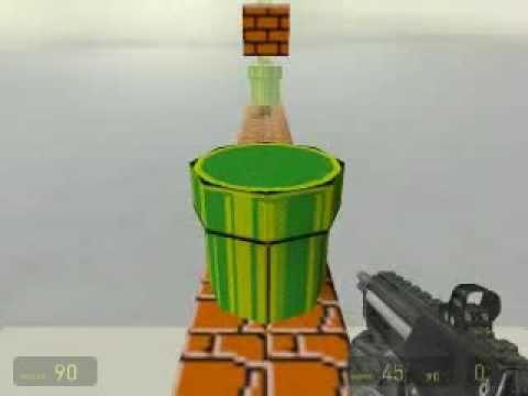 Mario + HL2