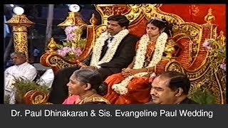 Paul & Evangeline Marriage Video